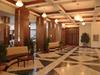 модный холл гостиницы