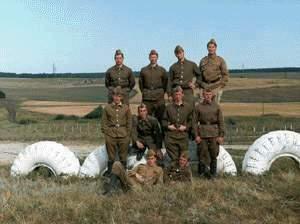 армейские сборы
