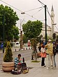 Стамбульский чистильщик обуви