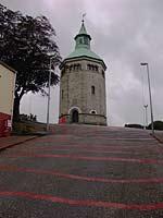 Древняя башня Ставангера