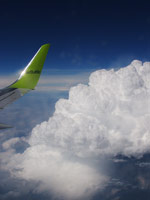 Под крылом самолета Рига поет