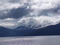 Переменчива погода на фьордах