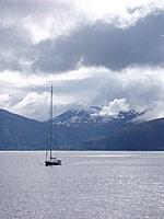 Норвежские яхтсмены