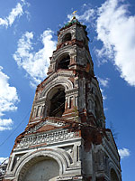 Самая высокая колокольня в России