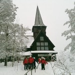 норвежская кирха