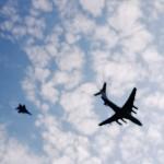 Самолеты аэропарада 2010
