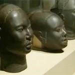 африканские маски властителей