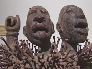 хеллорейзер в искусстве тропической африки