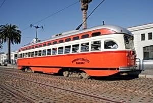 экскурсия на трамвая