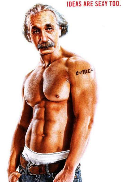 Альберт Эйнштейн и вселенский часовщик