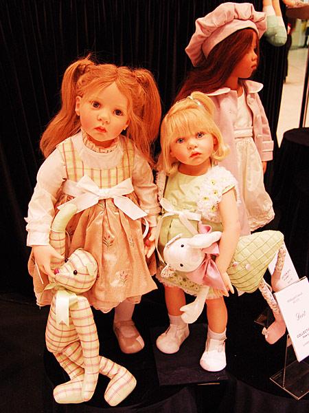 девочки куколки