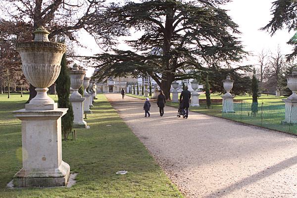 парк чизвик