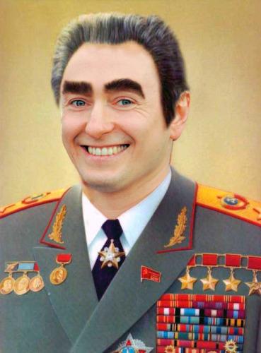 Брежнев- спасибо что живой