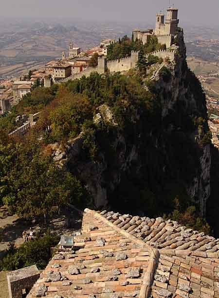 Сан-Марино: башня Гуита