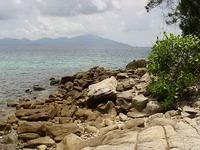 Каменистый остров