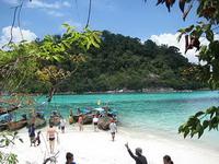 Райские пляжи островов