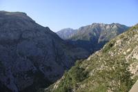 Горные кряжи Черногории