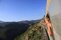 Дорога в Сербию