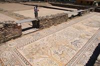 Новодельная мозаика в Битола