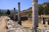 Руины в Битола