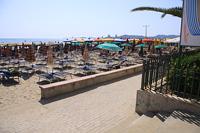 Городской пляж Дурреса