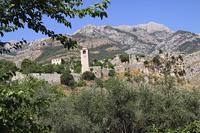 Разрушенная крепость Старого Бара