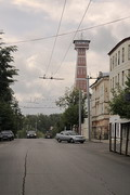 Пожарная каланча Рыбинска