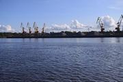 Порт Рыбинска