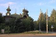 Вид на польский костел