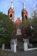 Польский костел в Рыбинске