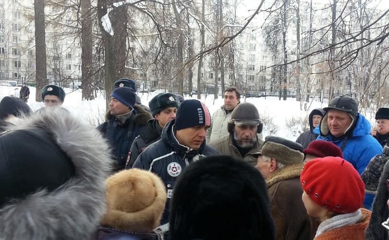 глава управы Ховрино Поночевный Илья Игоревич