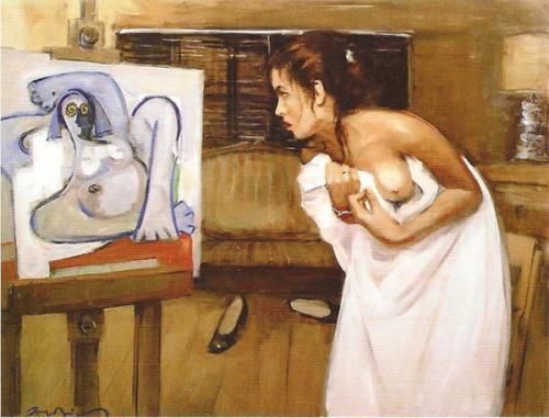 особенности современного искусства
