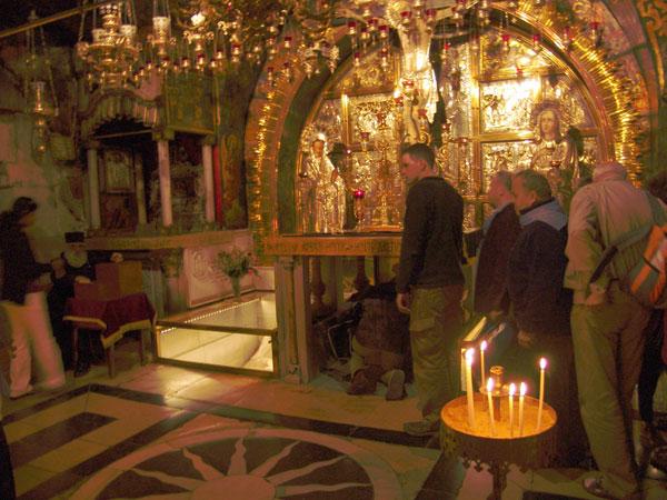 молитва  Храма Воскресения Христова