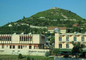 дорога на Шкодер- соседние крепости