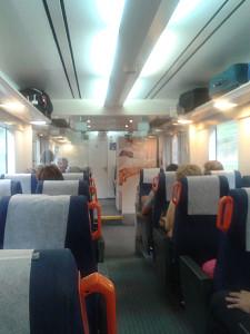 поезд барселона сарагосса