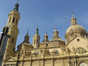 кафедральный храм Сарагоссы