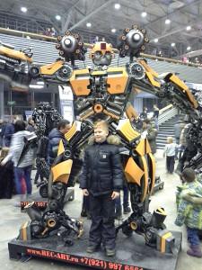 малчиг и роботъ