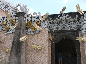 Фабрика серебра на Бали Индонезия