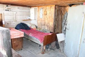 место отдыха экскаваторщиков
