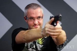 стрельбы в стрелковом клубе Объект