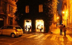 ночные закоулки Рима