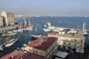 Неаполь с видом на Везувий