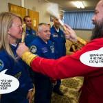 Новые правила приема в космонавты
