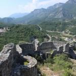 Вид на долину из крепости Хай Нехай