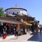 Центральная улица Охрида