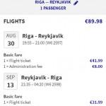 Дешевые Авиабилеты в исландию от 2 тысяч рублей