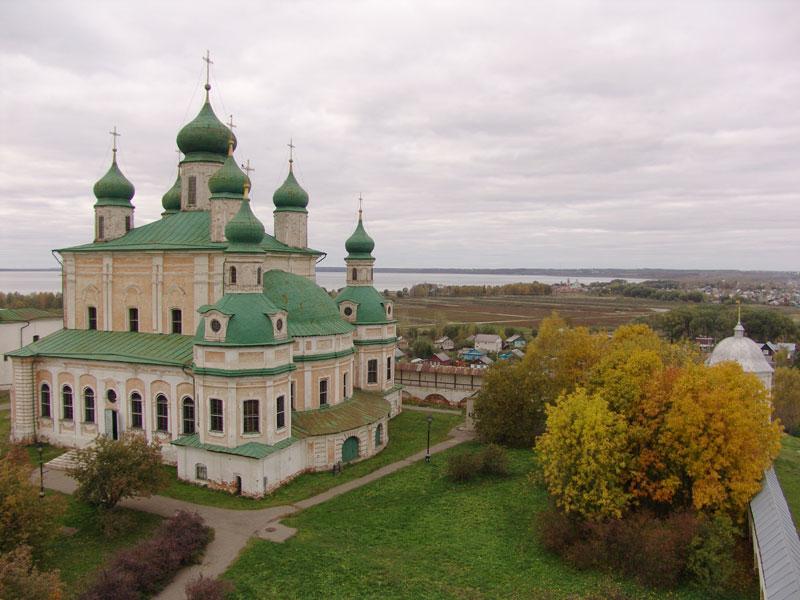 Горицкий монастырь в Переславле-Залесском