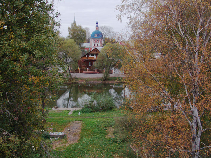 Где то что то в Переславле Залесском