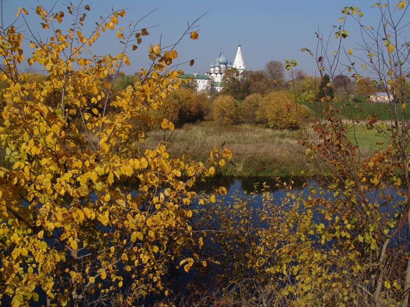 Осенняя Суздаль