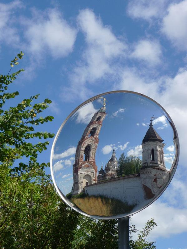 Мужской монастырь Николо-Берлюковская пустынь